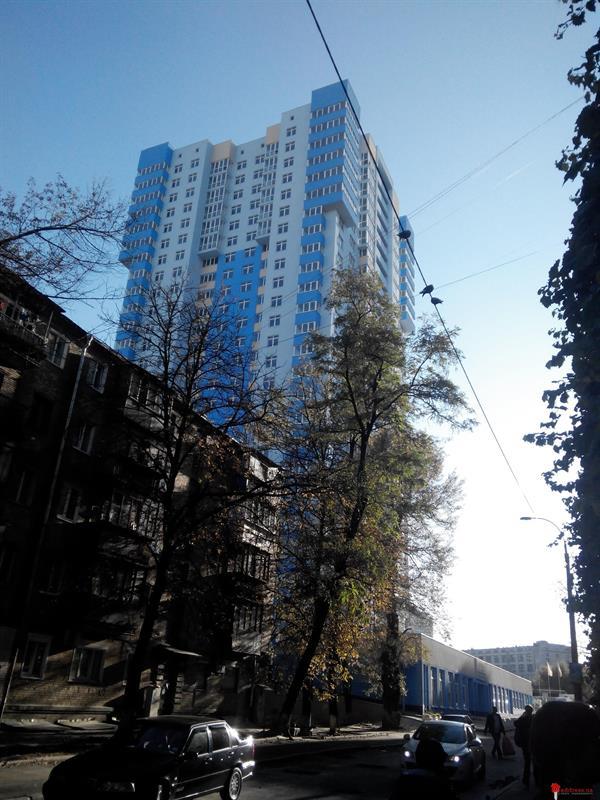 "ЖК ""Малахит"" (І, ІІ очередь): Октябрь 2014"