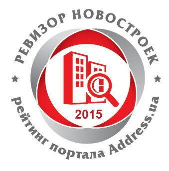 Лауреат независимого и некоммерческого исследования рынка первичного жилья Киева Ревизор новостроек