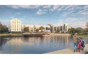 ЖК Белый  Шоколад City Lake