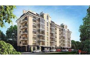 Almond apartments (Абрикосовая 12)