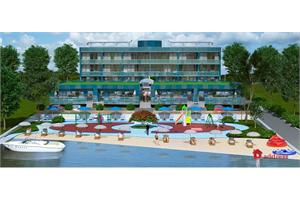 Отельный комплекс  «SKY RIVER»