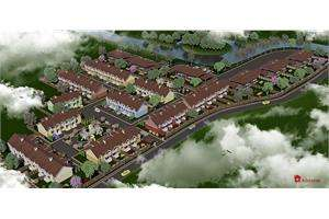 Коттеджный городок «Солнечный город»