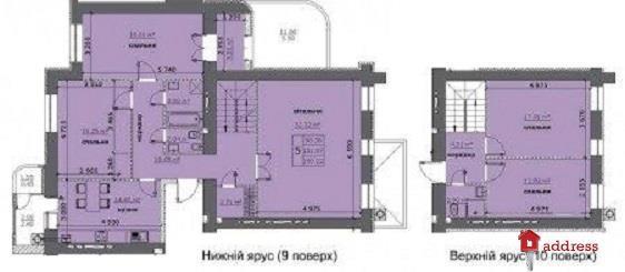 ЖК на Стрыйской: 5-комнатные
