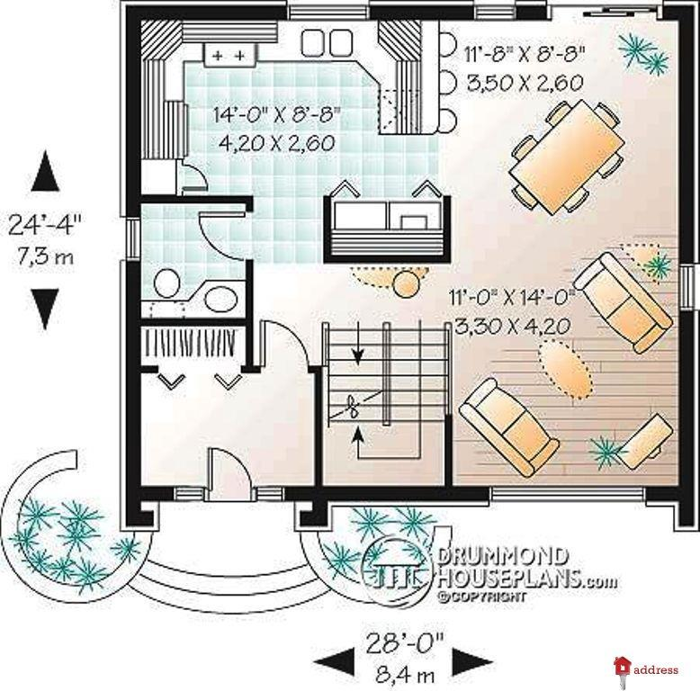 КГ Forbs House. Проект «Радичі» (Радичи): Оксфорд 118,80 м2