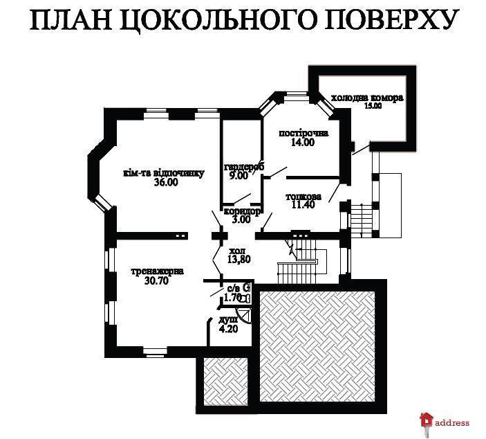 Коттеджный городок Деснянский: Коттедж 501.76