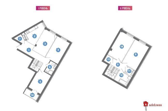 ЖК Family & Friends: 5-комнатные