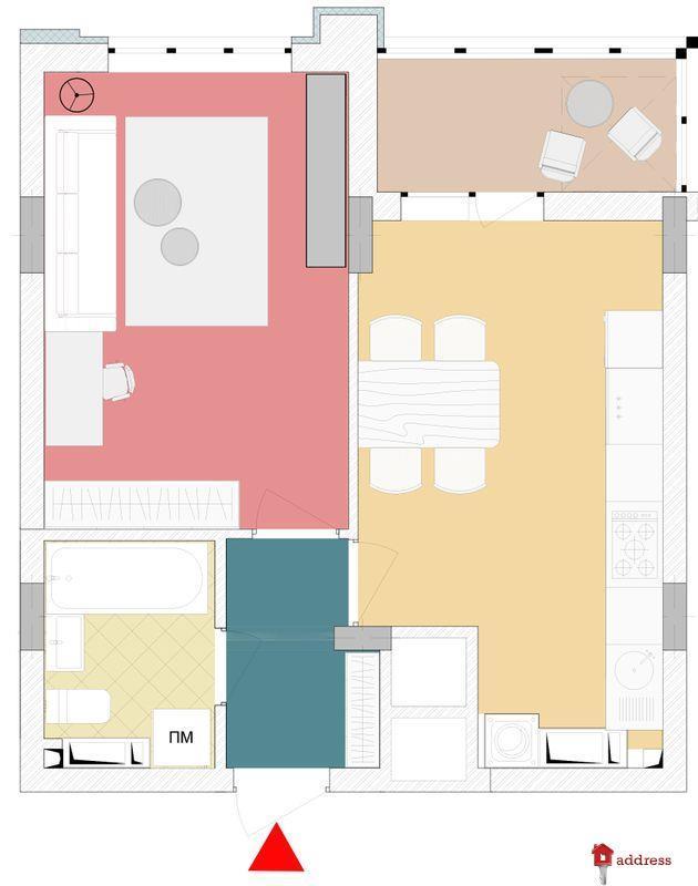 ЖК Wellspring: 1-комнатные