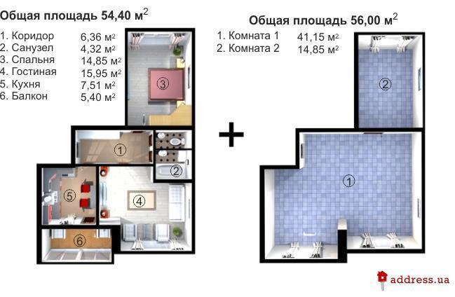 ЖК Белогородка: Квартира+цоколь