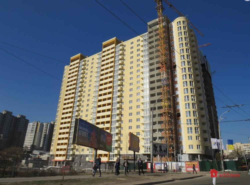 ЖК Новомостицкий: Апрель 2018