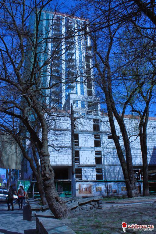 Клубный дом Арт Холл: Апрель 2014