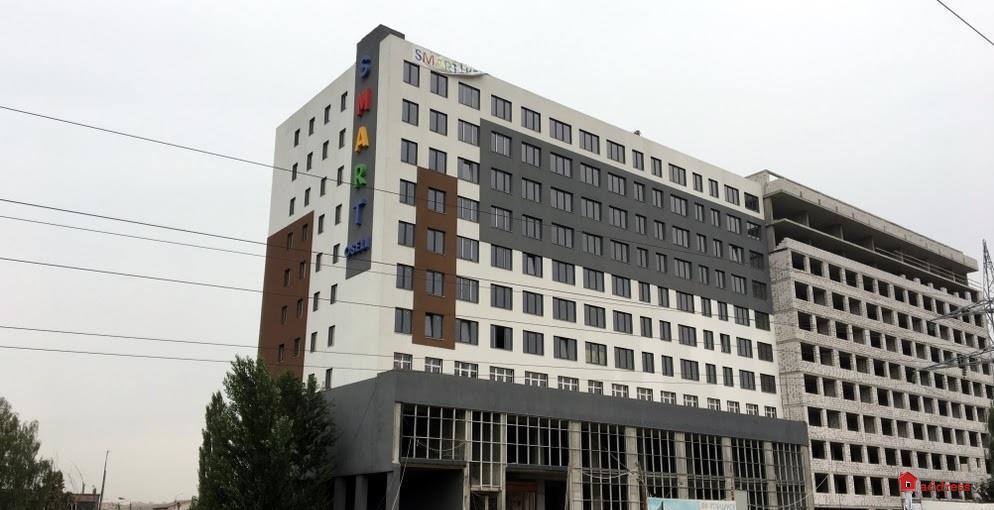 ЖК МФК Petra: Сентябрь 2018