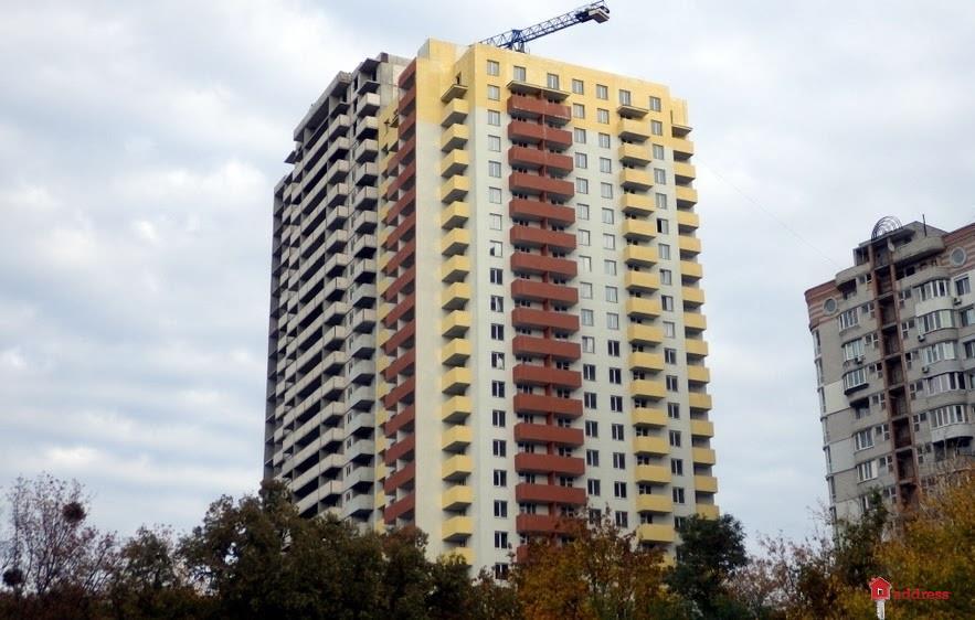 ЖК Шевченковский квартал: Октябрь 2018