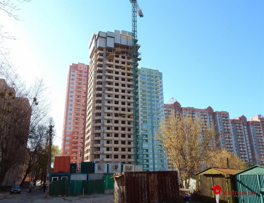 ЖК ул. Феодосийская, 3в (Феодосеевская): Апрель 2014
