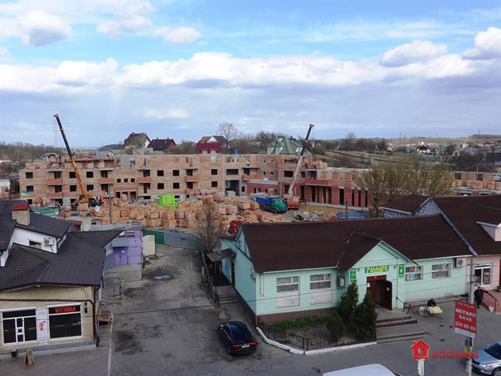 ЖК Хотов: Апрель 2015