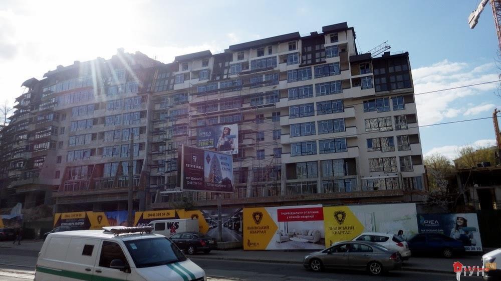 ЖК Львовский квартал: Май 2017