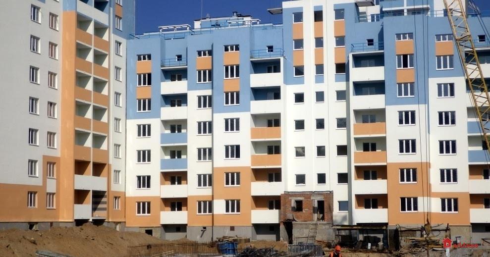 ЖК  «Новомостицко-Замковецкий»: Сентябрь 2017