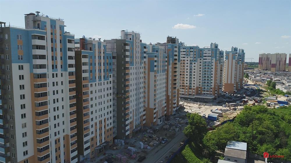 ЖК  «Новомостицко-Замковецкий»: Июнь 2018