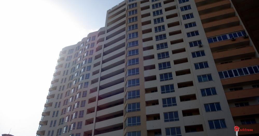 ЖК Soho Residence (2 очередь): Сентябрь 2017