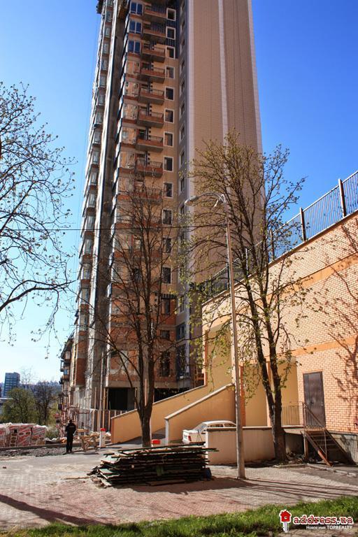 Клубный дом CHELSEA TOWER: Апрель 2014г.