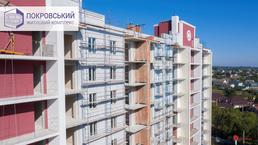 ЖК Покровский: Август 2019