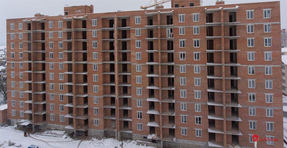 ЖК Покровский: Январь 2019