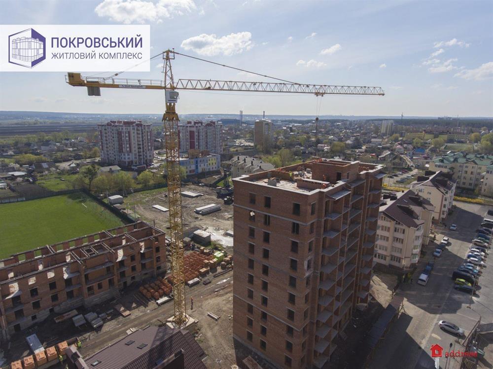 ЖК Покровский: Май 2019