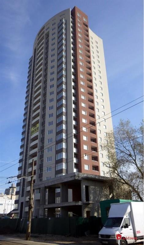 Дом на ул. Малиновского, 8: Октябрь 2014