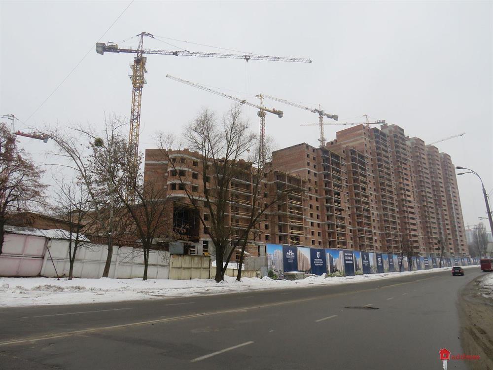 """ЖК """"Парковая Долина"""": Февраль 2019"""