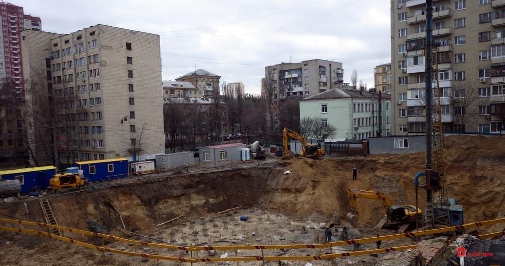 ЖК Шулявский: Февраль 2016