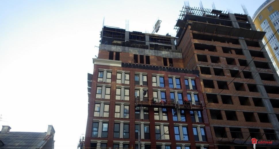 ЖК New York Concept House: Март 2017