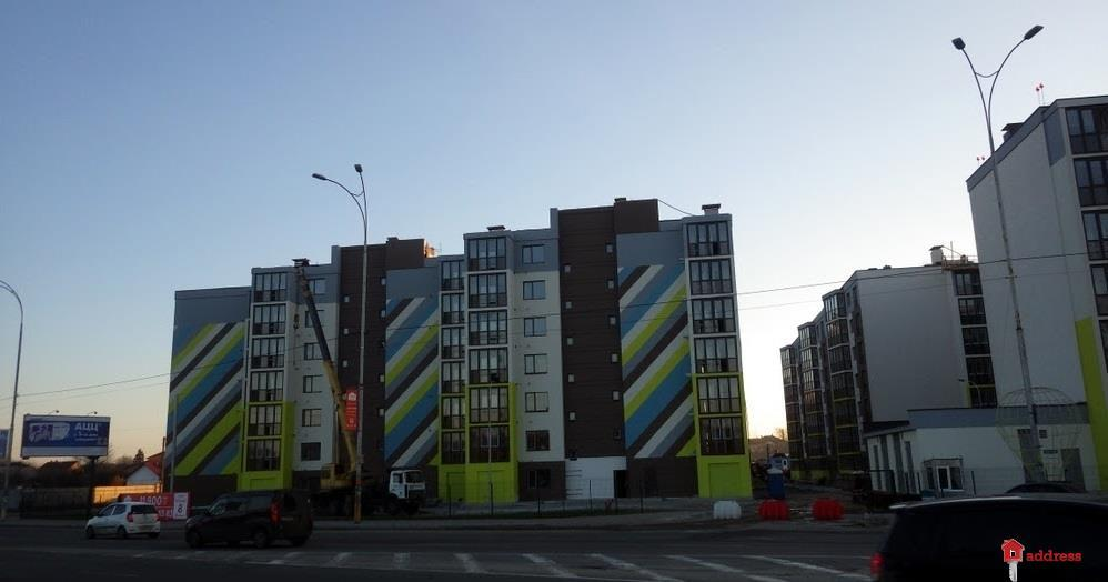 Welcome Home на Стеценко: Ноябрь 2017