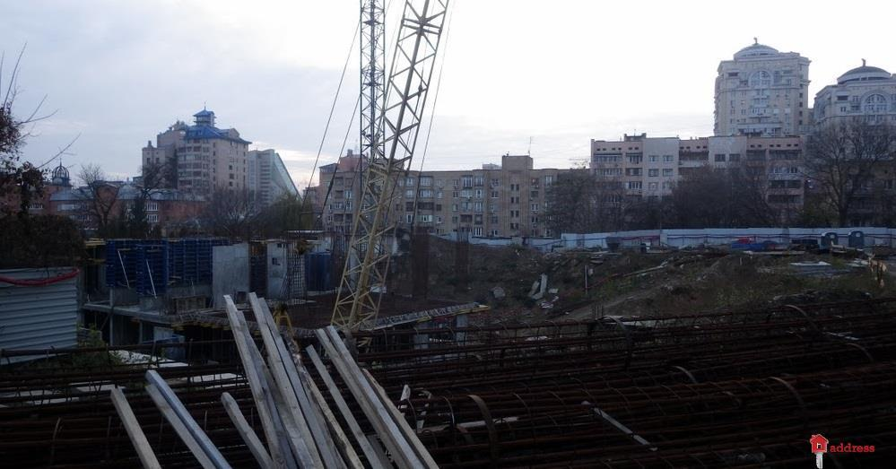 """ЖК """"Покрова"""": Ноябрь 2017"""