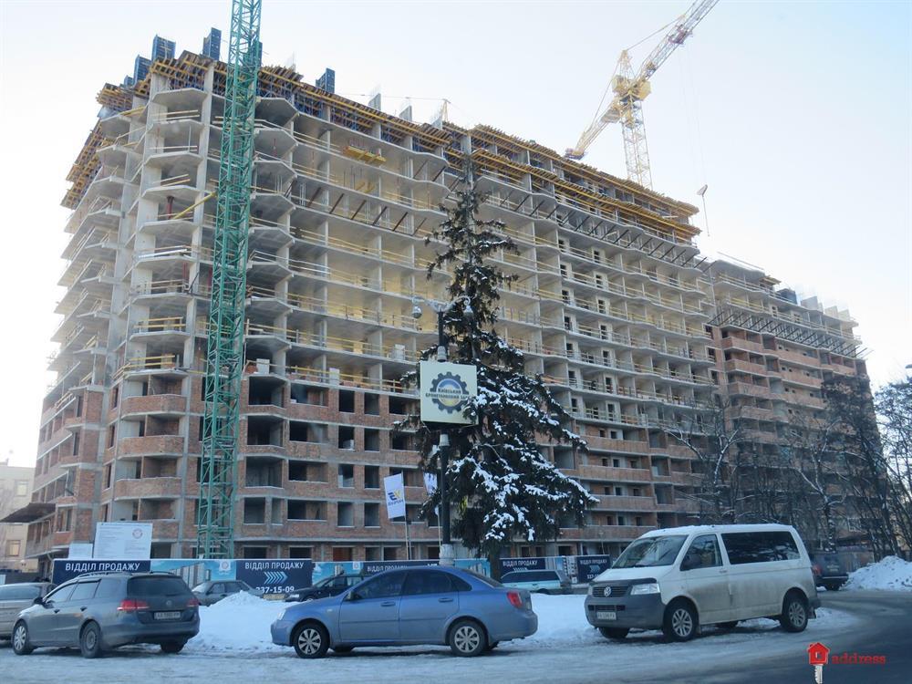 """ЖК """"Обериг-2"""": Январь 2018"""