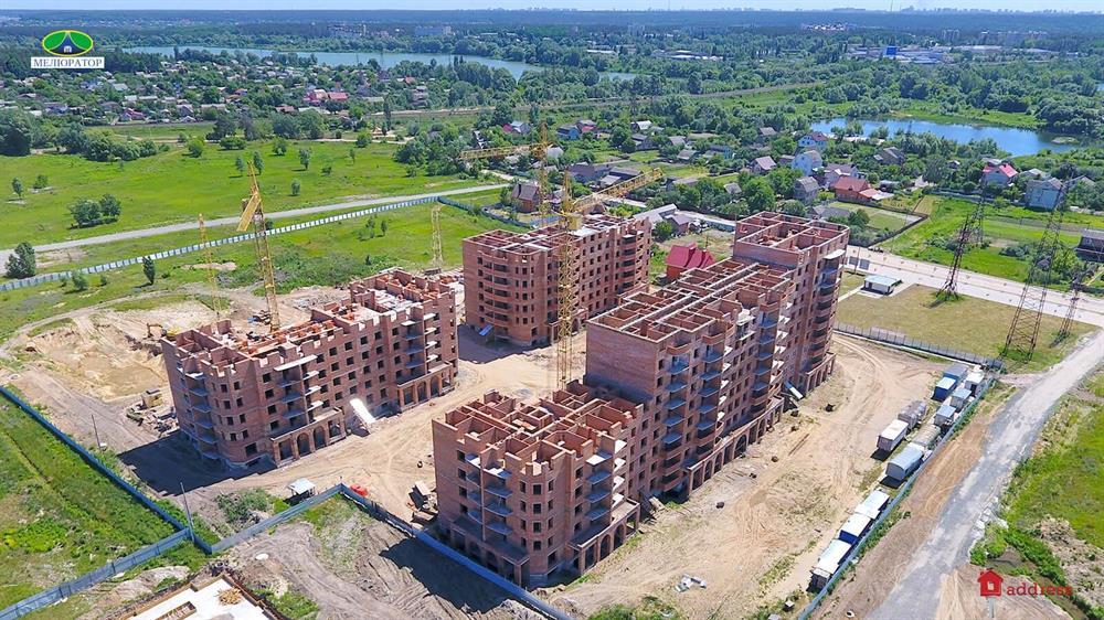ЖК Сонячна Оселя: Май 2018