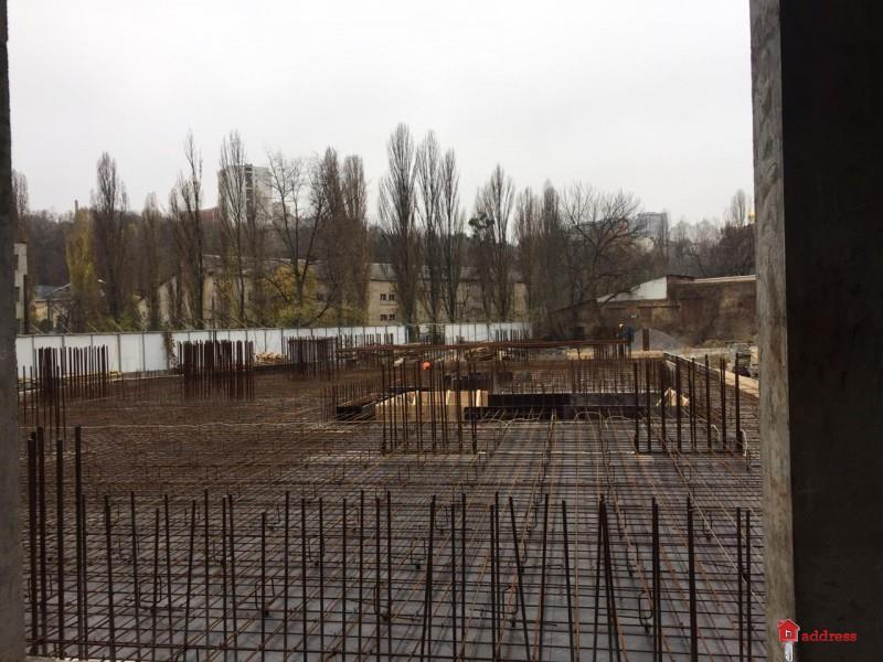 ЖК Podil Plaza & Residence: Ноябрь 2019
