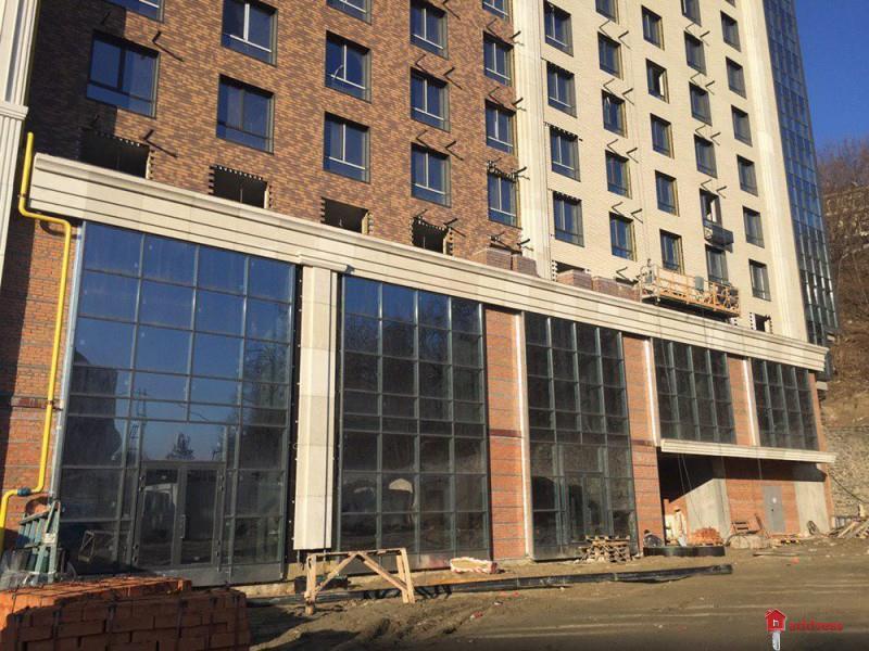 ЖК Podil Plaza & Residence: Декабрь 2019