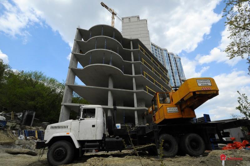 ЖК Podil Plaza & Residence: Апрель 2020