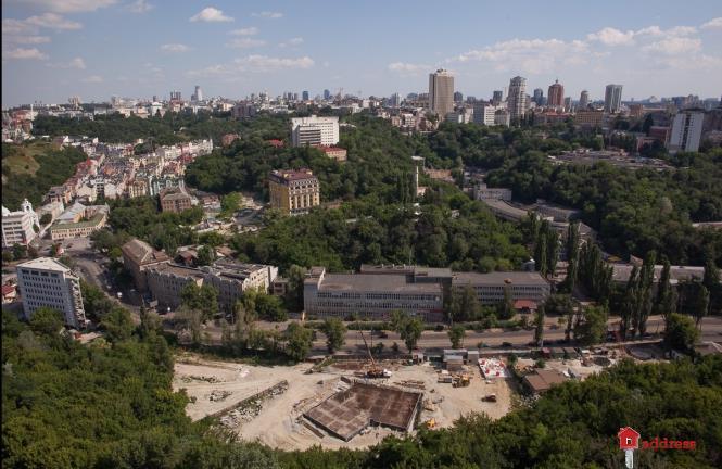ЖК Podil Plaza & Residence: 21 августа 2016