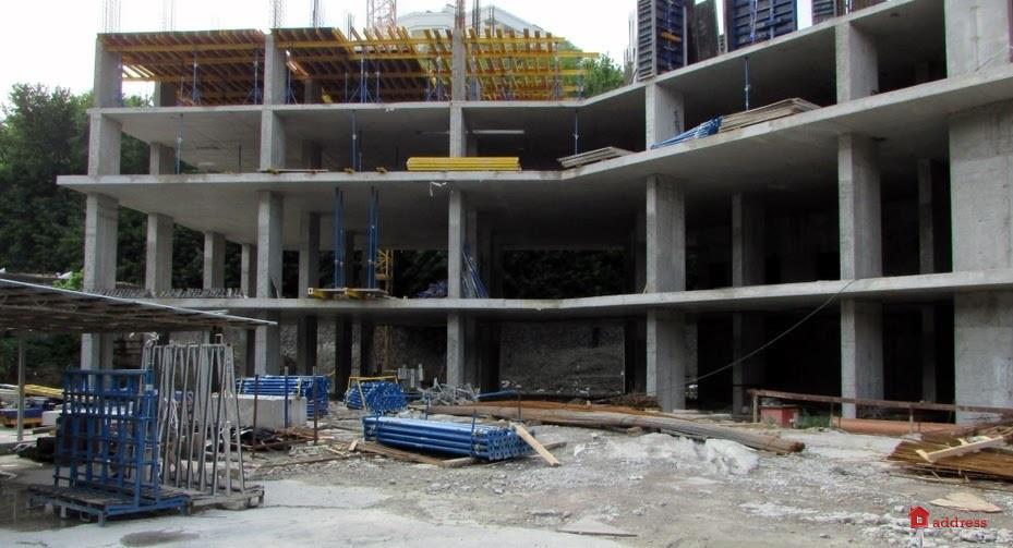 ЖК Podil Plaza & Residence: Июль 2018