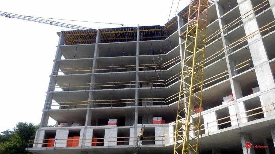 ЖК Podil Plaza & Residence: Сентябрь 2018