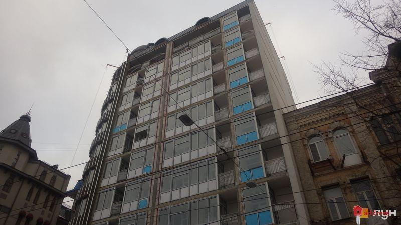 ЖК по ул. Дмитриевская, 60/19: Январь 2019