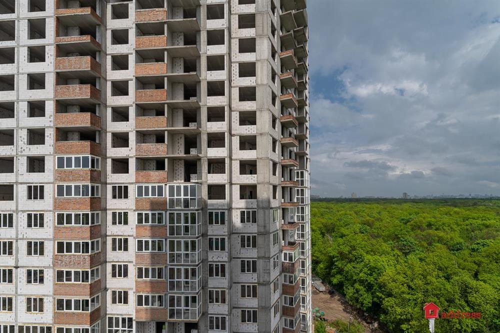 ЖК Теремки: Май 2019