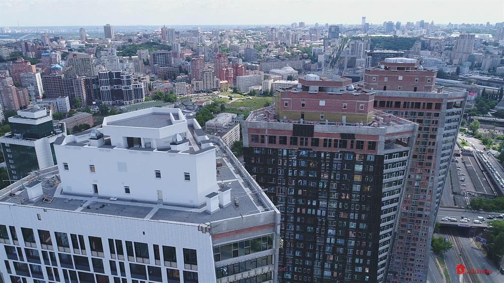 ЖК Manhattan city: 2020 Июль