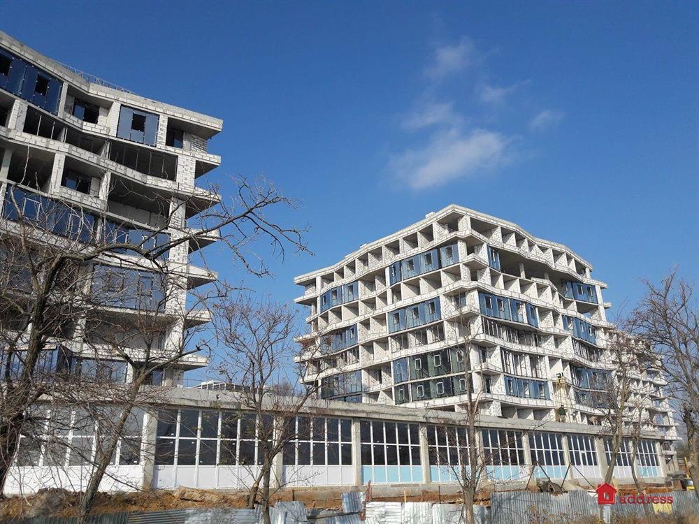 Апарт-комплекс «Costa Fontana»: Ноябрь 2016