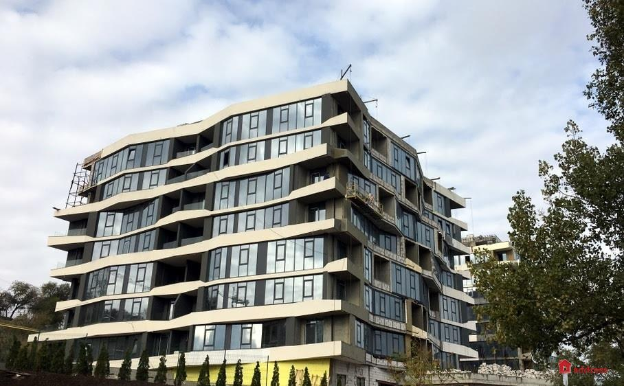 Апарт-комплекс «Costa Fontana»: Октябрь 2017