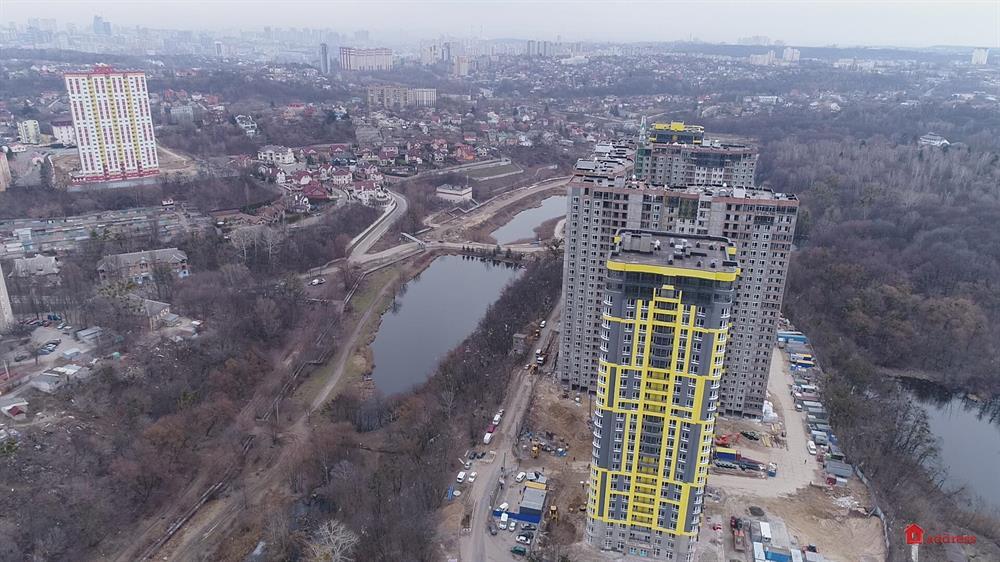 ЖК Медовый: Февраль 2020