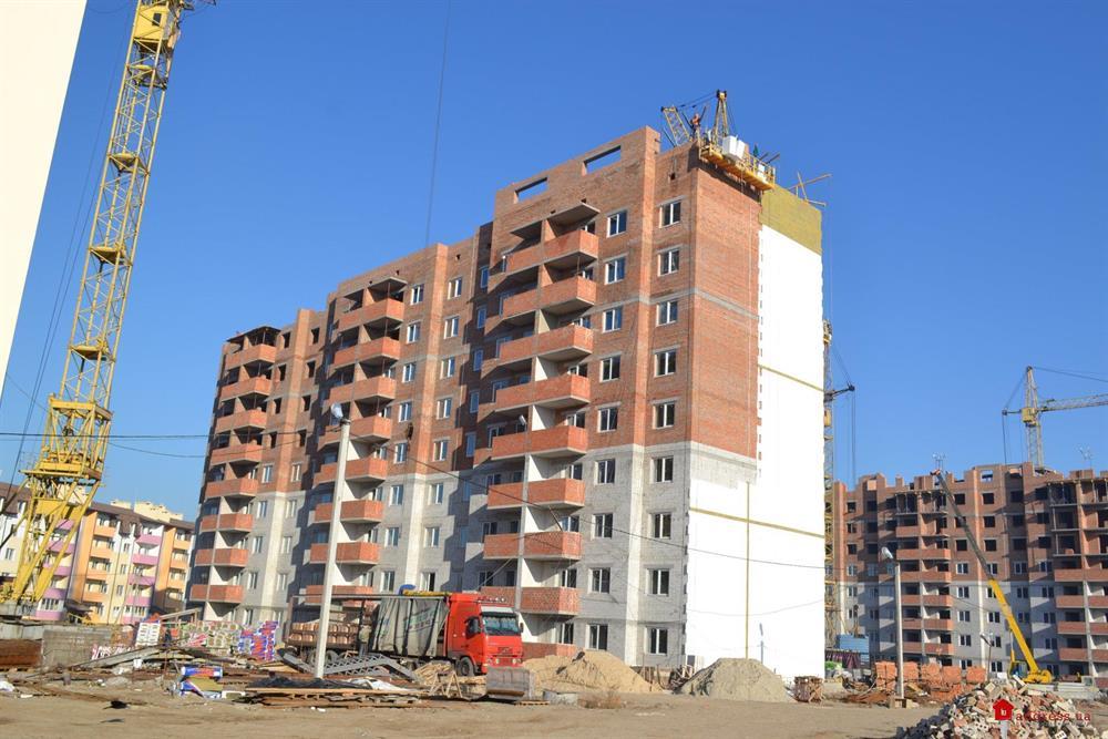 ЖК Пионерский Квартал: Октябрь 2014
