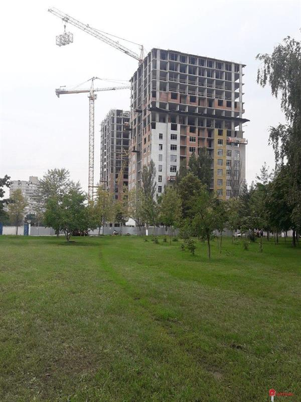 ЖК Бережанский: Июль 2018