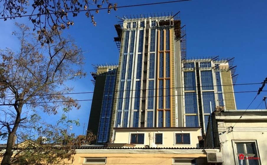 Башня CHKALOV: Ноябрь 2017
