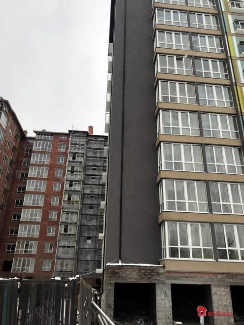 ЖК Квартал Левада: Декабрь 2017